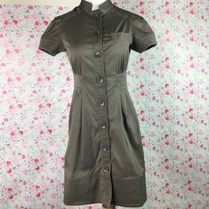 Marc Jacobs Button Down Dress